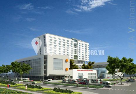 bệnh viện cấp cứu trưng vương